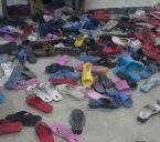 دمپایی خوابگاه دانشجویی