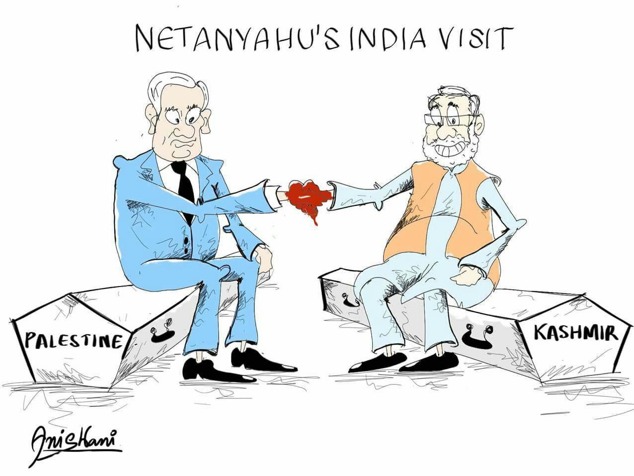 نتانیاهو کودک کش