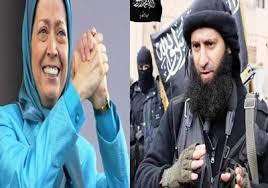 داعش رجوی