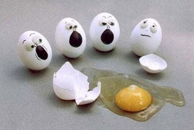 قرار تخم مرغی