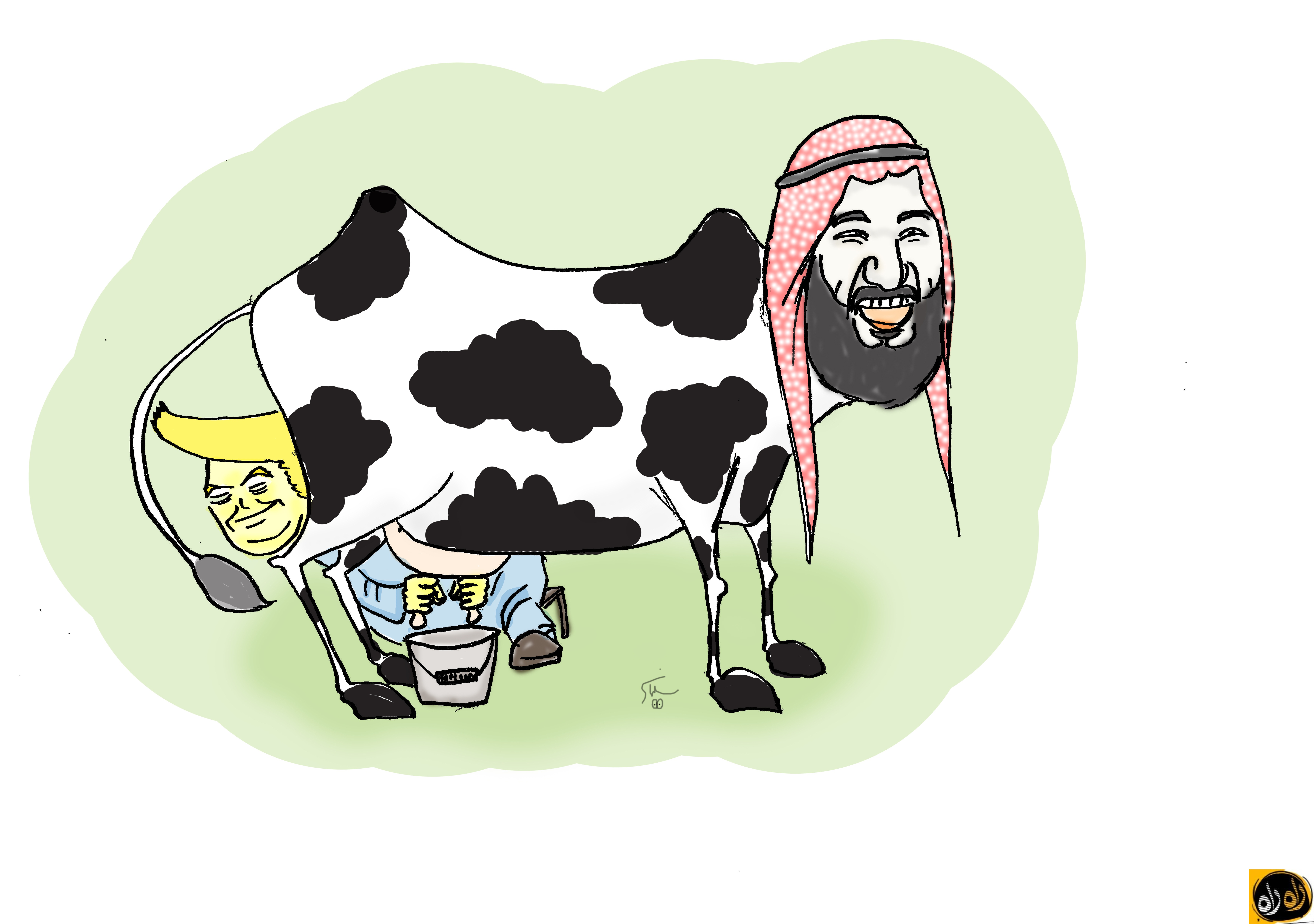 گاو شیرده