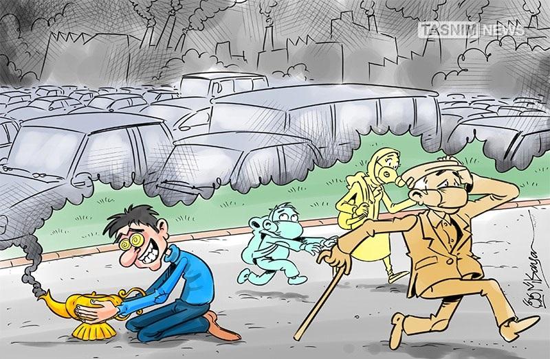 مرگ و میر تهرانی ها