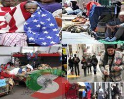 وضعیت آمریکایی ها
