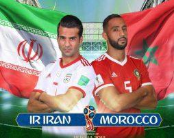ایران و مراکش