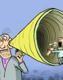 گوشی برای نشنیدن ناصحان