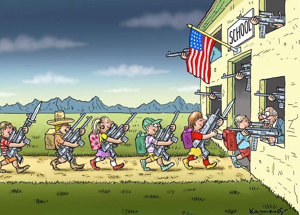 مدرسه آمریکایی