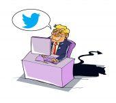 توییتر و ترامپ