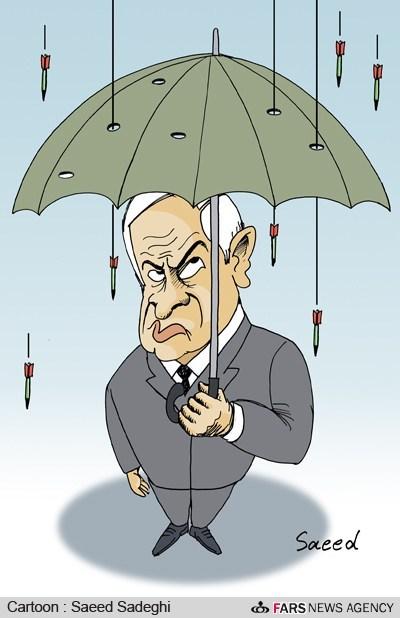 گنبد آهنین اسراییل