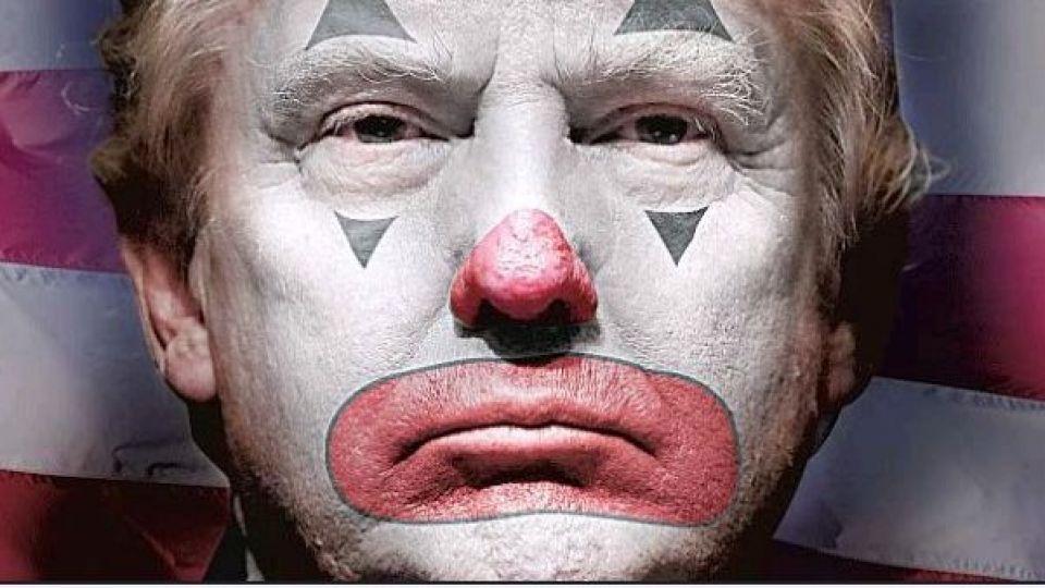 ترامپ دلقک