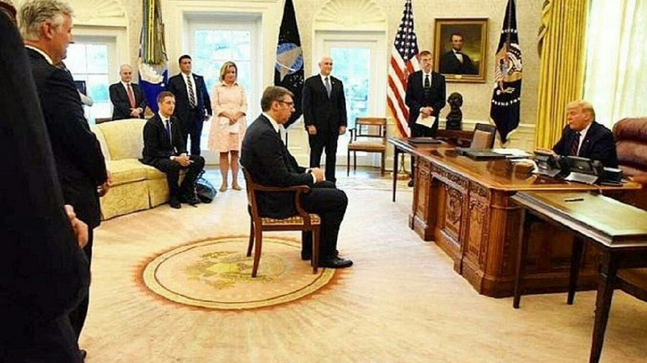 عقلانیت سیاسی! رئیس جمهور صربستان